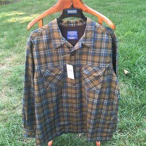 Men's Pendleton Wool Shirt